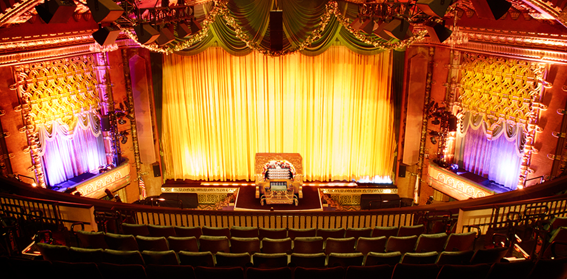 Where to park for el capitan theater